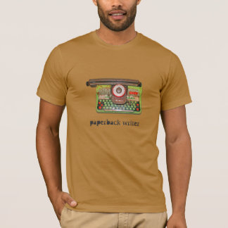 Paperback writer T-Shirt