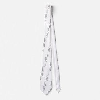 paperclip tie