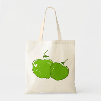 PaperFruit Apples Tote bag