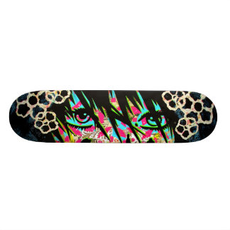 PaperMonster-NothingPersonal Skate Board Deck