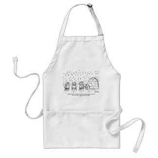 Paperweight Standard Apron
