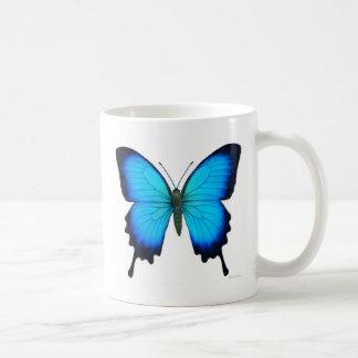 Papilio Ulysses Butterfly Mug