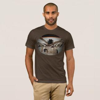 Papillion Chamomile T-Shirt w/text