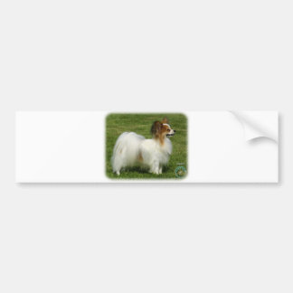 Papillon 8T005D-24 Bumper Sticker