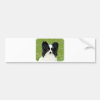 Papillon 9T056D-088 Bumper Sticker