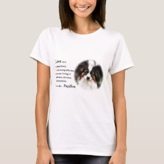Papillon Art Gifts T-Shirt