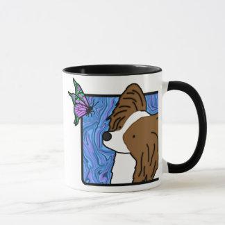 Papillon Butterfly Dog Mug