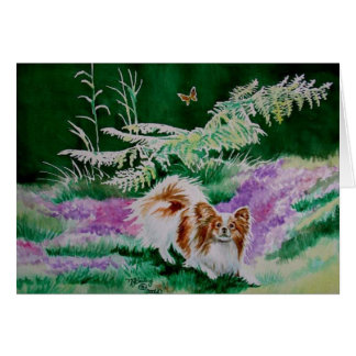 "Papillon ""Butterfly Garden"" Card"