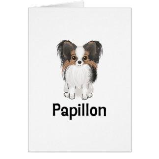 Papillon Card