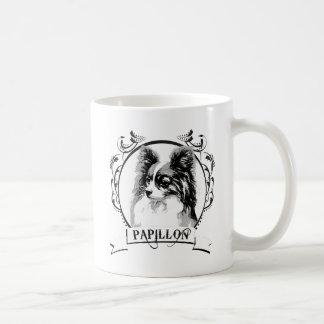 PAPILLON COFFEE MUG