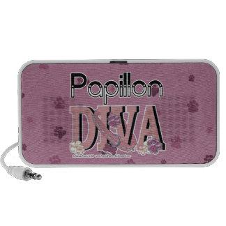 Papillon DIVA Mini Speakers