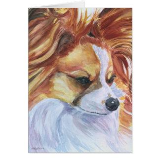 Papillon Dog Greeting Cards / Notecards