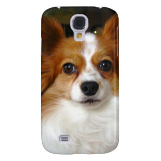 Papillon Dog iPhone 3G Case Samsung Galaxy S4 Cover
