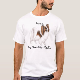 Papillon Dog Love Shirt