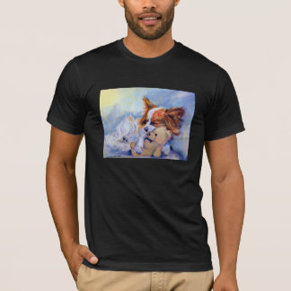 Papillon Dog Tee Shirt