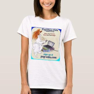 Papillon-edu logo products T-Shirt