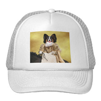 Papillon Hat Nobility Dogs Gift