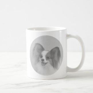 Papillon Headstudy Mug