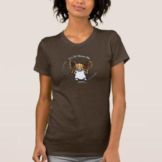 Papillon IAAM Small T-Shirt