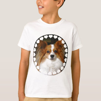 Papillon Kid's T-Shirt