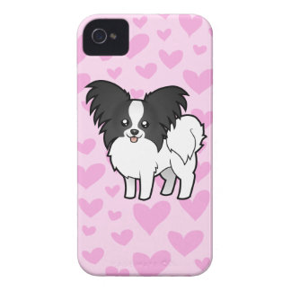 Papillon Love iPhone 4 Covers