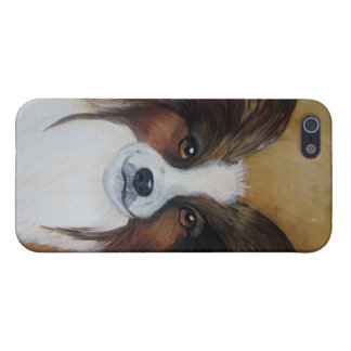 Papillon Love iPhone 5/5S Covers