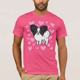 Papillon Love T-Shirt