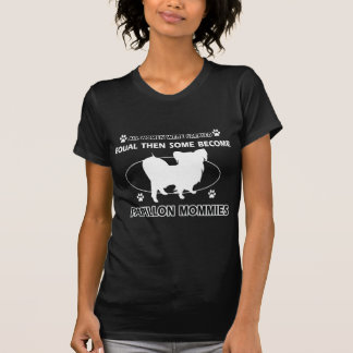 Papillon Mommy Designs Tee Shirts