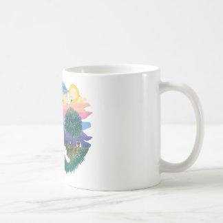 Papillon Classic White Coffee Mug