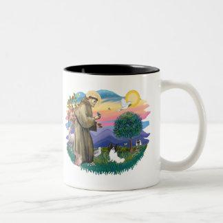 Papillon Two-Tone Coffee Mug