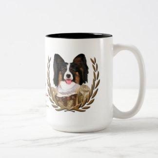 Papillon Mug Nobility Dogs Gift