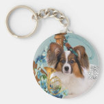 Papillon Perfect Angel gifts Key Chains