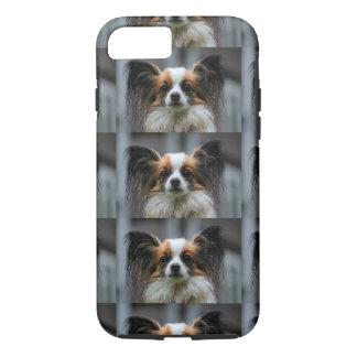 Papillon Puppy Dog iPhone 7 Case