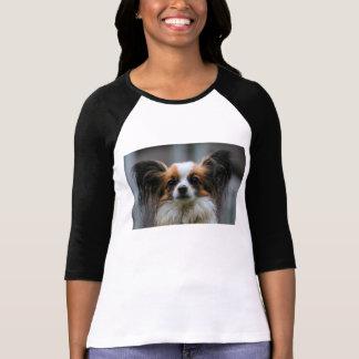 Papillon Puppy Dog T-Shirt