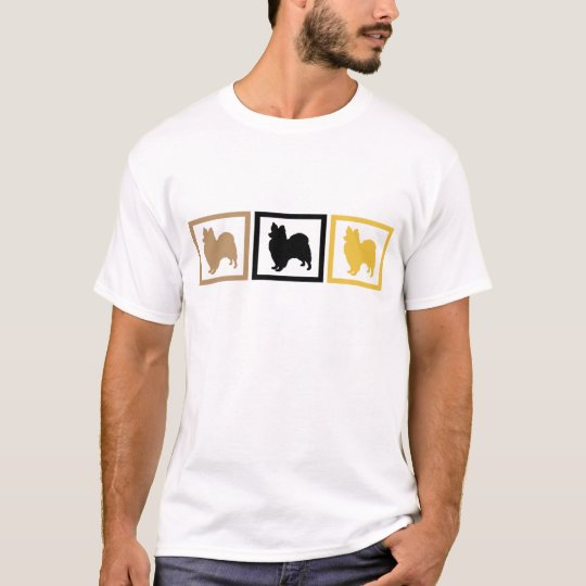 Papillon  Squares T-Shirt
