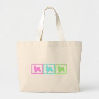 Papillon Squares Tote Bag