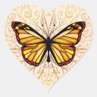 Papillon Sticker