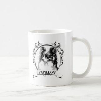 Papillon T-shirt Coffee Mug