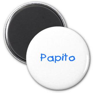 Papito 6 Cm Round Magnet
