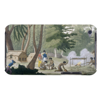 Papu tribe on the Isle of Rawak, plate 20 from 'Le iPod Case-Mate Case