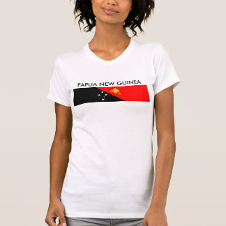 Papua New Guinea country flag nation symbol T-Shirt