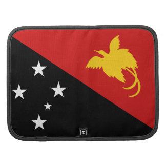 Papua New Guinea Flag Folio Organizer
