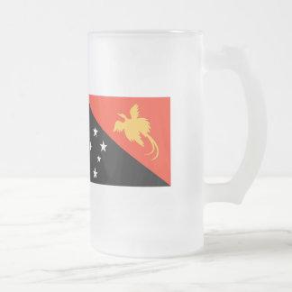 Papua New Guinea Flag Mugs