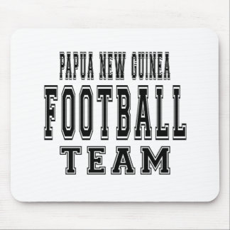 Papua New Guinea Football Team Mousepads