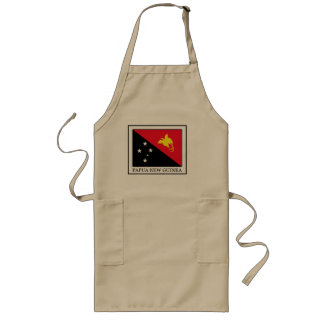 Papua New Guinea Long Apron