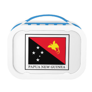 Papua New Guinea Lunch Box