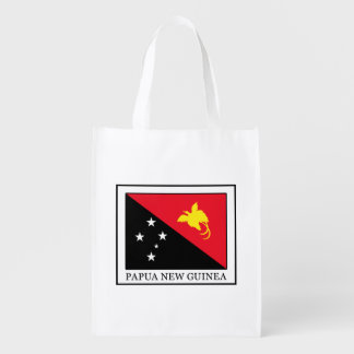Papua New Guinea Reusable Grocery Bag