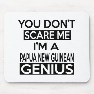 PAPUA NEW GUINEAN GENIUS DESIGNS MOUSE PAD