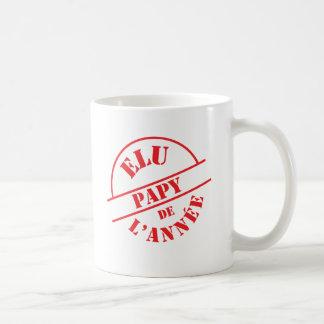 Papy ! coffee mugs
