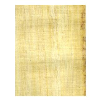 Papyrus Texture 21.5 Cm X 28 Cm Flyer